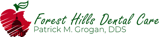 Forest Hills Dental Care green logo